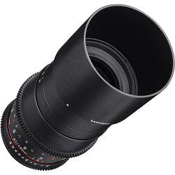 Samyang 100mm T3.1 VDSLR ED UMC Macro objektiv za Canon EF