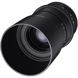 Samyang 100mm T3.1 VDSLR ED UMC Macro objektiv za Nikon FX
