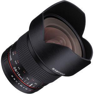 Samyang 10mm f/2.8 ED AS NCS CS za Fujifilm X