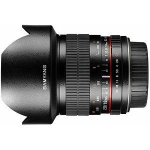 Samyang 10mm f/2.8 ED AS NCS CS za Olympus m4/3 MFT mirorrless Panasonic