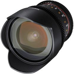 Samyang 10mm T3.1 VDSLR ED AS NCS CS za Olympus MFT Micro 3/4