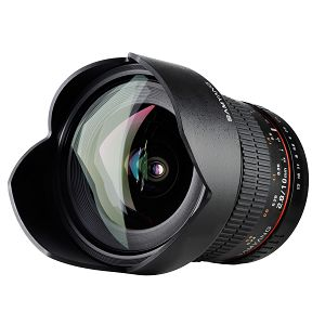 Samyang 10mm T3.1 VDSLR ED AS NCS CS za Pentax