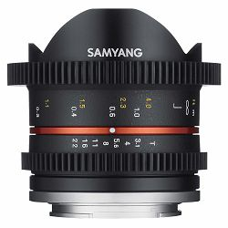 Samyang 10mm T3.1 VDSLR ED AS NCS CS za Sony Alpha