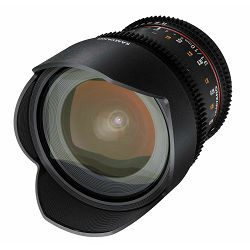 Samyang 10mm T3.1 VDSLR ED AS NCS CS za Sony Alpha