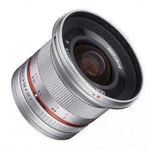 Samyang 12mm f/2 NCS CS Silver ultra širokokutni objektiv za Sony E-mount