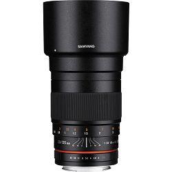 Samyang 135mm f/2 ED UMC portretni telefoto objektiv za Fuji Fujifilm X-mount