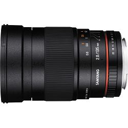 Samyang 135mm f/2 ED UMC portretni telefoto objektiv za Canon EF