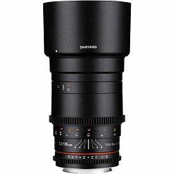 Samyang 135mm T2.2 ED UMC VDSLR za Nikon telefoto objektiv