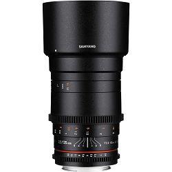 Samyang 135mm T2.2 VDSLR ED UMC portretni telefoto objektiv za Fuji Fujifilm X-mount
