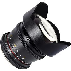 Samyang 14mm T3.1 VDSLR širokokutni objektiv fiksne žarišne duljine za Sony E-mount