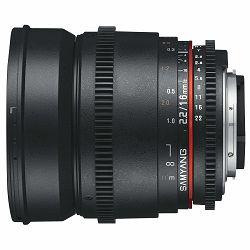 Samyang 16mm T2.2 VDSLR Sony