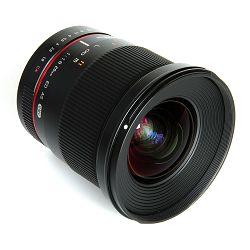 Samyang 20mm f/1.8 ED AS UMC širokokutni objektiv za Fuji Fujifilm X-mount