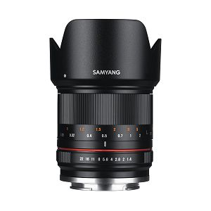 Samyang 21mm f/1.4 ED AS UMC CS Fujifilm X mount crni