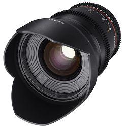 Samyang 24mm T1.5 AS UMC VDSLR II širokokutni objektiv za Fuji Fujifilm X-mount