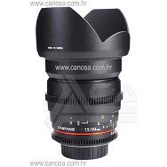 Samyang 24mm T1.5 VDSLR Canon