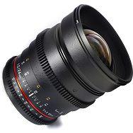 Samyang 24mm T1.5 VDSLR širokokutni objektiv za Sony E-Mount