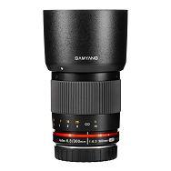 Samyang 300mm f/6.3 ED UMC CS Mirror Black crni telefoto objektiv za Olympus Panasonic MFT micro4/3