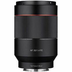 Samyang AF 35mm f/1.4 FE auto fokus širokokutni objektiv za Sony E-mount