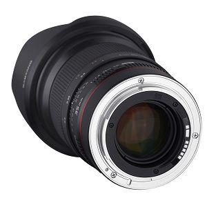 Samyang 35mm f1.4 AS UMC Canon AE (potvrda fokusa) auto focus confirm