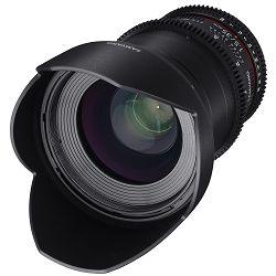 Samyang 35mm T1.5 AS UMC VDSLR II širokokutni objektiv za Nikon FX