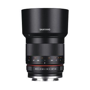 Samyang 50mm f/1.2 AS UMC CS Black crni objektiv fiksne žarišne duljine za Sony E-mount