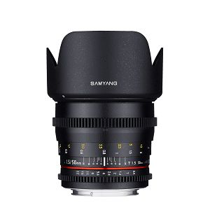 Samyang 50mm T1.5 AS UMC VDSLR Canon