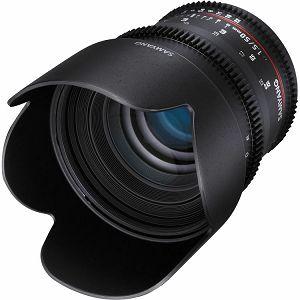 Samyang 50mm T1.5 AS UMC CS VDSLR Black crni objektiv fiksne žarišne duljine za Sony E-mount
