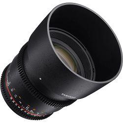Samyang 85mm f/1.4 AS IF UMC portretni telefoto objektiv za Olympus Panasonic MFT micro4/3