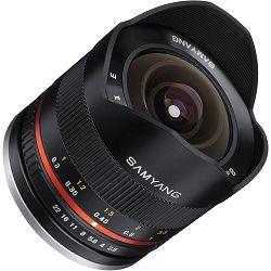 Samyang 8mm f2.8 UMC Fish-eye Samsung NX crni F/2.8 F/2,8