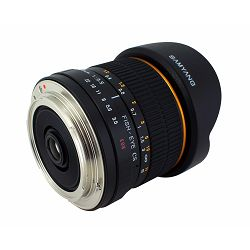 Samyang 8mm F3.5 Aspherical IF MC Fish-eye Pentax