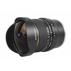 Samyang 8mm F3,5 Sony Fish-eye E - Mount VG-10 Edition