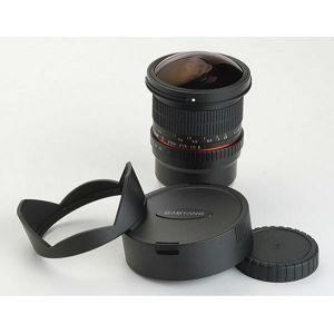 Samyang 8mm fisheye F3.5 Sony E CS II (Hood Detachable) A-mount