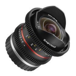 Samyang 8mm T3.1 VDSLR Fuji X