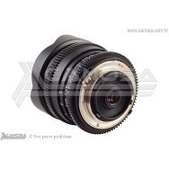 Samyang 8mm T3.8 VDSLR CS Diagonal Fish-eye Canon