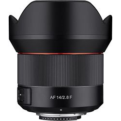Samyang AF 14mm f/2.8 Auto Focus širokokutni objektiv za Nikon FX