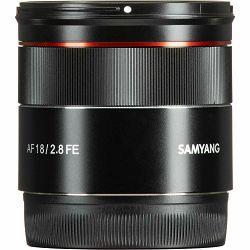 Samyang AF 18mm f/2.8 FE Auto Focus širokokutni objektiv za Sony E-mount