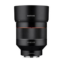 Samyang AF 85mm f/1.4 Auto focus portretni telefoto objektiv za Sony E-Mount FE