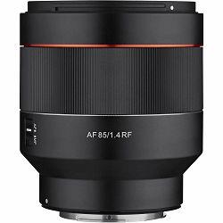 Samyang AF 85mm f/1.4 portretni telefoto objektiv za Canon RF