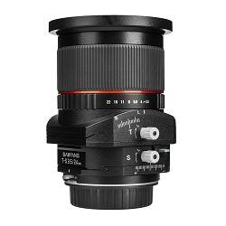 Samyang T-S 24mm F3.5 ED AS UMC Tilt-Shift Canon