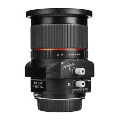 Samyang T-S 24mm F3.5 ED AS UMC Tilt-Shift Nikon