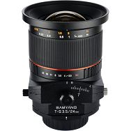 Samyang T-S 24mm F3.5 ED AS UMC Tilt-Shift Sony NEX E mount