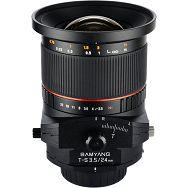 Samyang T-S 24mm F3.5 ED AS UMC Tilt-Shift Sony NEX E mount