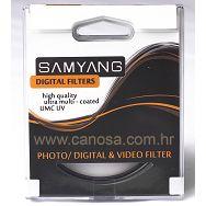 Samyang UMC UV filter ultra multi-coated 72mm