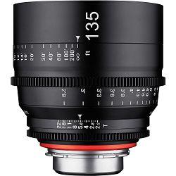 Samyang XEEN 135mm T2.2 Cine Lens MFT VDSLR Cinema video filmski telefoto objektiv