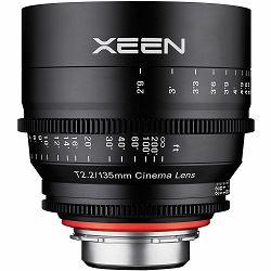 Samyang XEEN 135mm T2.2 Cine Lens PL mount VDSLR Cinema video filmski telefoto objektiv