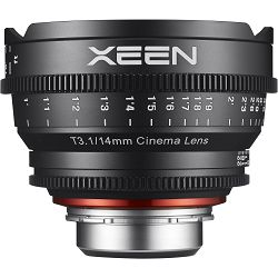 Samyang XEEN 35mm T1.5 Cine Lens MFT VDSLR Cinema video filmski širokokutni objektiv