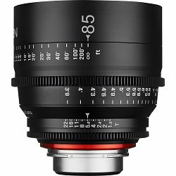 Samyang XEEN 85mm T1.5 Cine Lens MFT VDSLR Cinema video filmski telefoto objektiv
