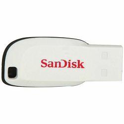 SanDisk Cruzer Blade 16GB White USB memorija (SDCZ50C-016G-B35W)