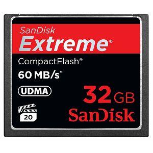 SanDisk Extreme CF 60MB/s 32 GB SDCFX-032G-X46 memorijska kartica