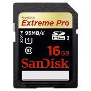 SanDisk Extreme Pro SDHC 16GB - 95MB/s Class 10 UHS-I SDSDXPA-016G-X46 memorijska kartica